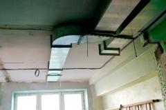 Приточно-вытяжная вентиляция в административном здании