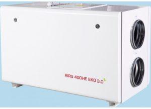 рекуператор Salda RIRS 400 HE EKO 3.0
