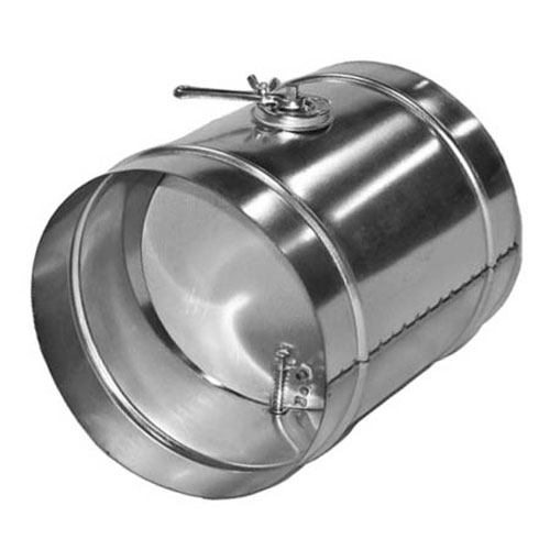 дроссель-клапан для вентиляции