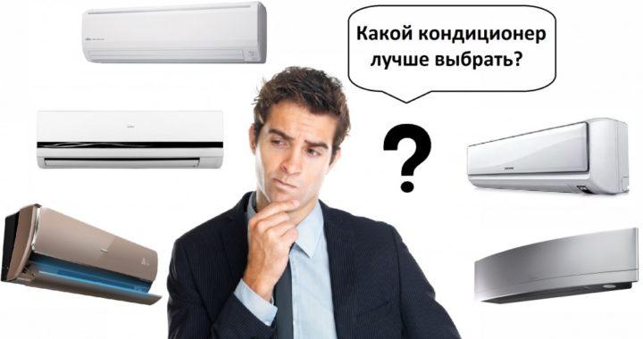 выбрать кондиционер для офиса