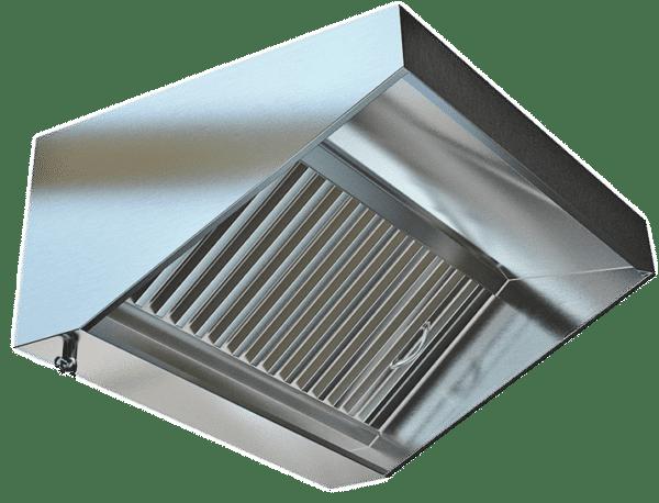 зонт вентиляционный из нержавеющей стали