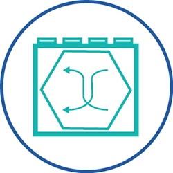 Агрегаты с противоточным теплообменником
